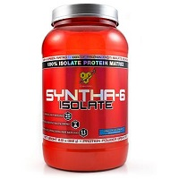 BSN Syntha 6 Isolate (Test: Beste Eiwitshake)
