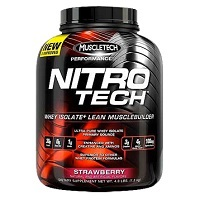 MuscleTech Performance Series Nitro-Tech