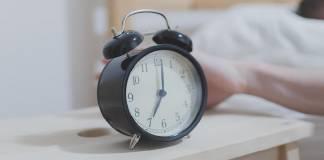 Te weinig slaap effect op siermassa