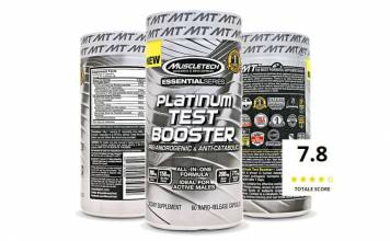 Review Platinum Test Booster